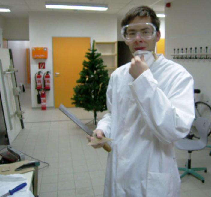 Romain Schmitz filing blinkentrees