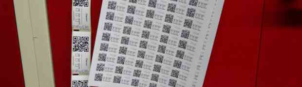 qrcodes at syn2cat