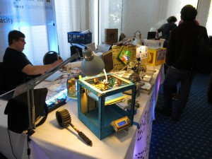 booth at hack.lu