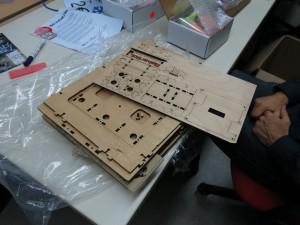 smell of lasercut wood