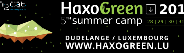 HaxoGreen 2016 tickets now on sale!